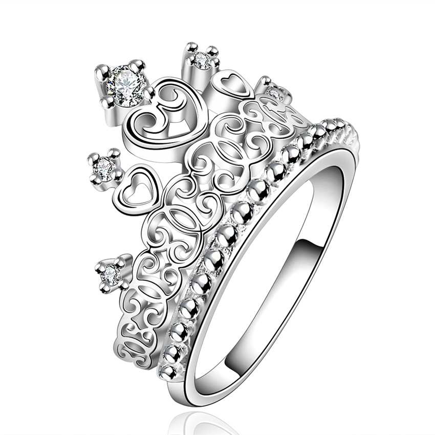 nuovo anello pandora corona