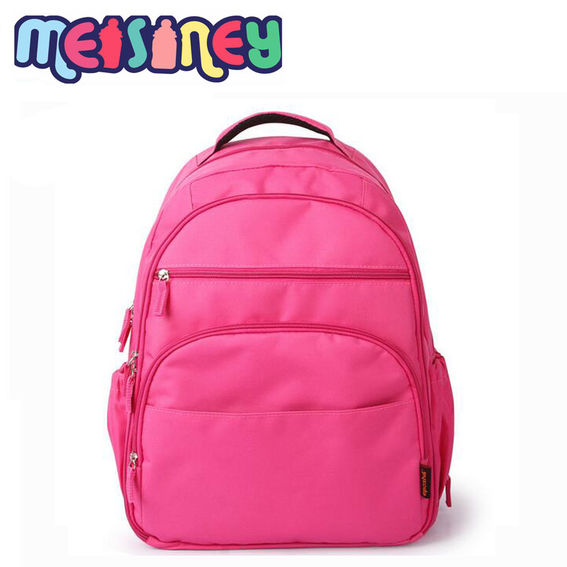 Mummy bag, multi - functional capacity of mothers bag, backpack, fashion pregnant women out of the bag, baby bag