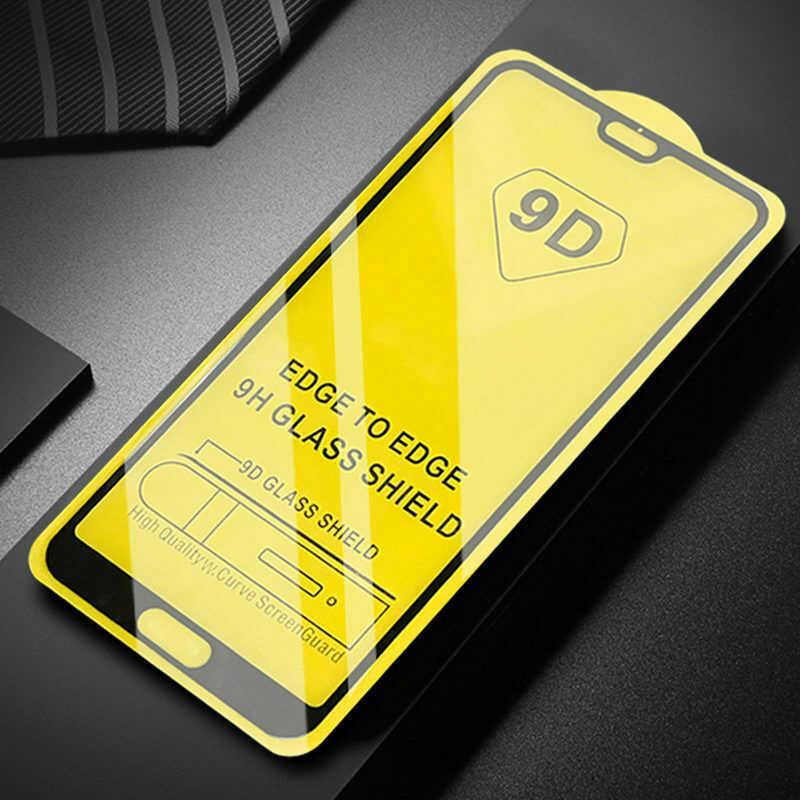 9D стекло на huawei mate 20 P20 Lite P20 Pro защитное Закаленное стекло протектор экрана для huawei Honor 8x 7a Nova 3 4 крышка