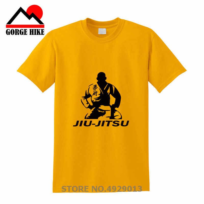 2019 Gracie jiu jitsu brasileño t camisa de los hombres mucho gi bjj rashguards jiu-jitsu camisetas camisa chicos 3D Camisetas de deporte mma