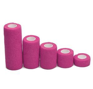 Image 3 - Cinta deportiva de 4,5 m, vendaje elástico autoadhesivo impermeable, cinta muscular para las articulaciones de los dedos, vendaje no tejido cohesivo