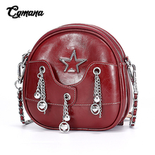 Luxury Handbag Women Bags Designer 2018 Fashion Chain Bag Genuine Leather Women Shoulder Bag Ladies Crossbody Mini Messenger Bag