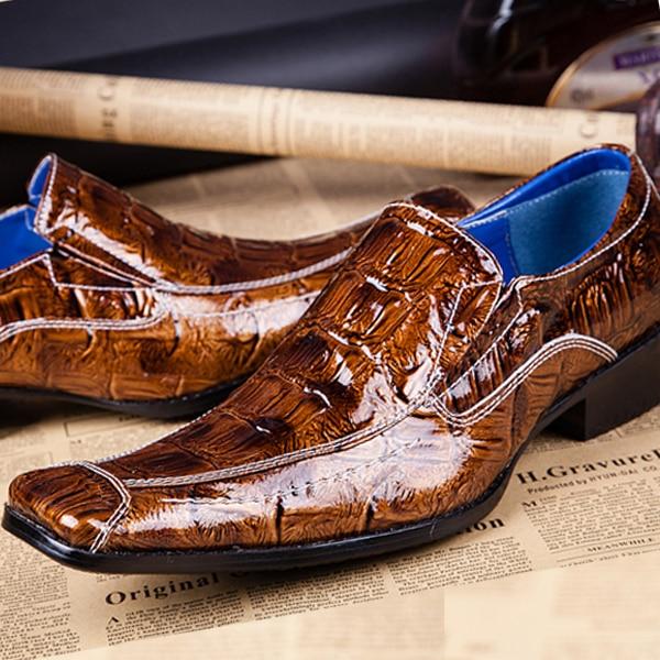 chaussure homme crocodile veritable mode peau de crocodile. Black Bedroom Furniture Sets. Home Design Ideas