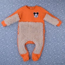 Spring Autumn Girl Boy Romper Clothing One-Piece Baby Rompers Casual Boy Overalls New Born Layette Jumpsuit Baby Girl Clothes(China)