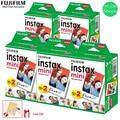 Original 10-100 sheets Fujifilm Instax mini 8 films white Edge 3 Inch for Instant Camera 7 9 25 50s 70 90 sp-1 sp-2 Photo paper