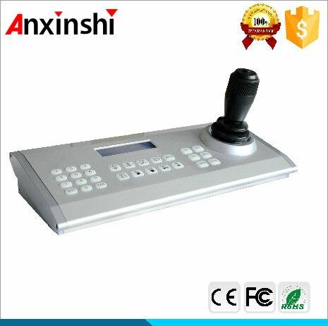 Contrôleur de clavier PTZ avec joystick 4D pour contrôler la caméra de vidéoconférence Polycom via clavier RS232 PTZ Polycom EagleEye - 5