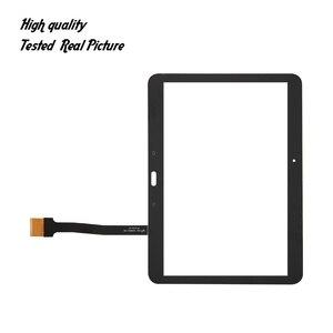 Для Samsung Galaxy Tab 4 10,1 T530 T531 T535 сенсорный экран стекло дигитайзер панель передняя стеклянная линза сенсор + Инструменты