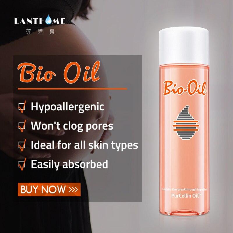 200ml Original Bio Oil Body Skin Cream Pasje Stretch Marks Remover Acne Scar Cream Removal Smooth Skin Pregnancy Repair Cream