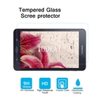 """For Samsung Galaxy Tab A A6 7.0"""" 2016 Sm- t280 T285 tablet Premium tempered glass Protector film"""