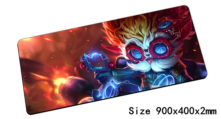 Heimerdinger mouse pad 900x400x2mm pad mouse lol notbook computer mousepad Revered Inventor gaming padmouse gamer mouse matsHeimerdinger mouse pad 900x400x2mm pad mouse lol notbook computer mousepad Revered Inventor gaming padmouse gamer mouse mats