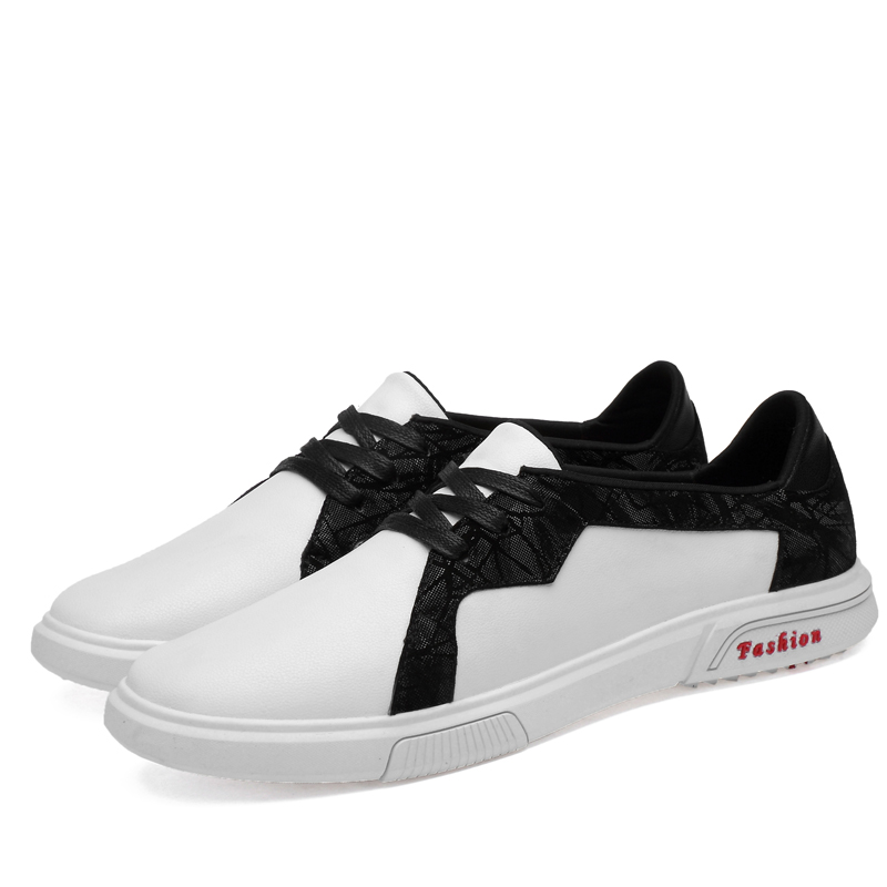 Primavera De Eo Preto Verão Sapatos Masculinos Couro 2019 Baixos Nova branco A ZXC54xEwq