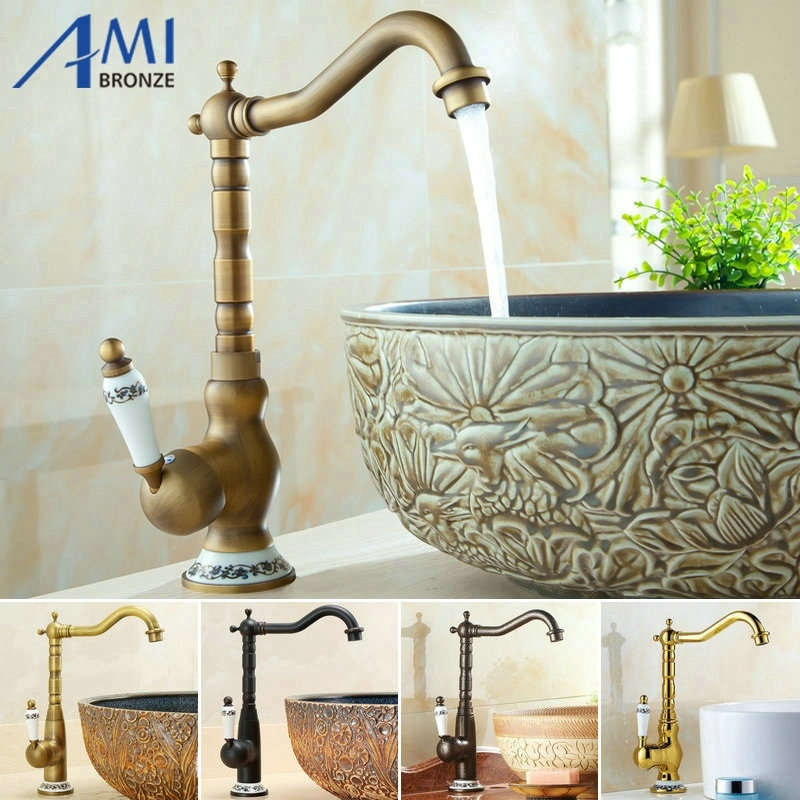 Chrome Faucets Bathroom Sink Basin With Porcelain Brass Mixer Tap Single Handle Torneira Hot And Cold Taps 1125c Buy One Get One Free Basin Faucets Bathroom Sinks,faucets & Accessories