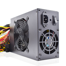 hot deal buy weyes 1800w 3 fans super cooling  power supply  for btc eth  mining power supply  6 graphics cards