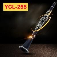 Кларнет YCL 255 B плоский 17 ключ черная трубка музыкальный инструмент бакелит Crampon & Cie Apris игральные аксессуары Музыкальные инструменты