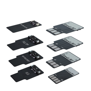 Qianli Tool Battery Connection Board for iPhone XS X 8P 8 7P 7 6SP 6S 6P 6 Power Cord Boot Line Test Tool 4Pcs/lot
