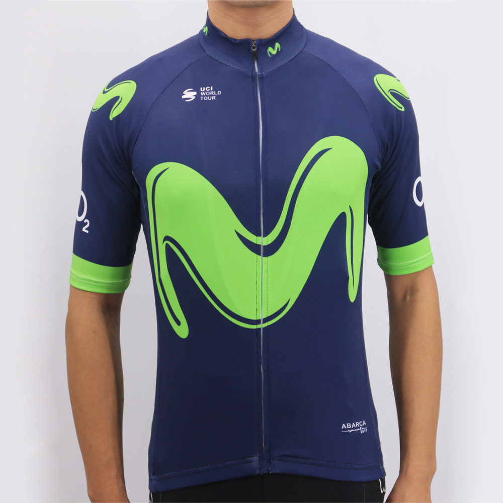 413fd937b 2018 The Tour de France Go Pro Team Gobik Movistar cycling jersey short  sleeve Clothing Triathlon MTB maillot ciclismo hombre-in Cycling Jerseys  from Sports ...