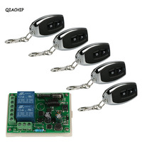 433MHz RF Learning Code Transmitter Receiver 2 Channel Transmitter Receiver 2 Channel