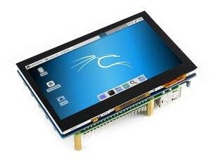 Image 5 - 4,3 дюймовый емкостный сенсорный экран IPS LCD HDMI интерфейс поддерживает Raspberry Pi BB Черный Банан Pi Multi mini PCs Multi Systems и т. д.
