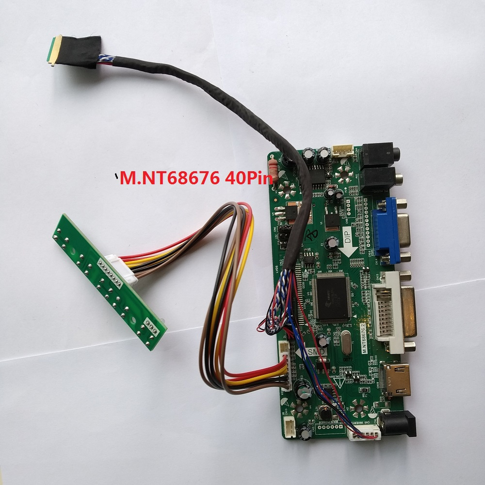 HDMI+DVI+VGA Controller Board Driver kit for LCD Panel