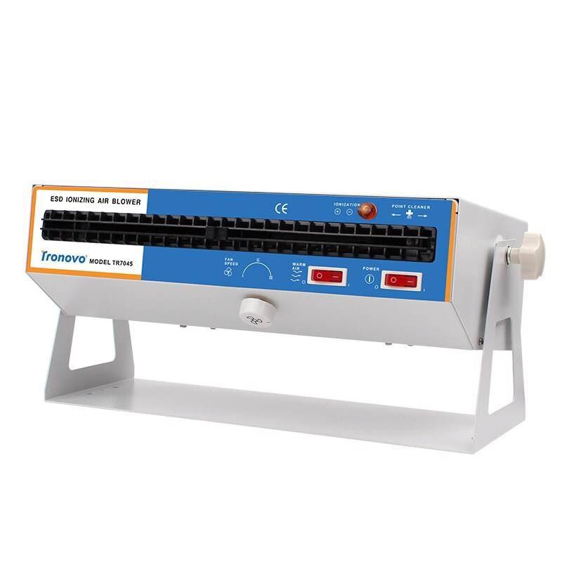 Large Air Volume Horizontal Electrostatic Ion Fan Static Eliminator 110v/220v Power Tools