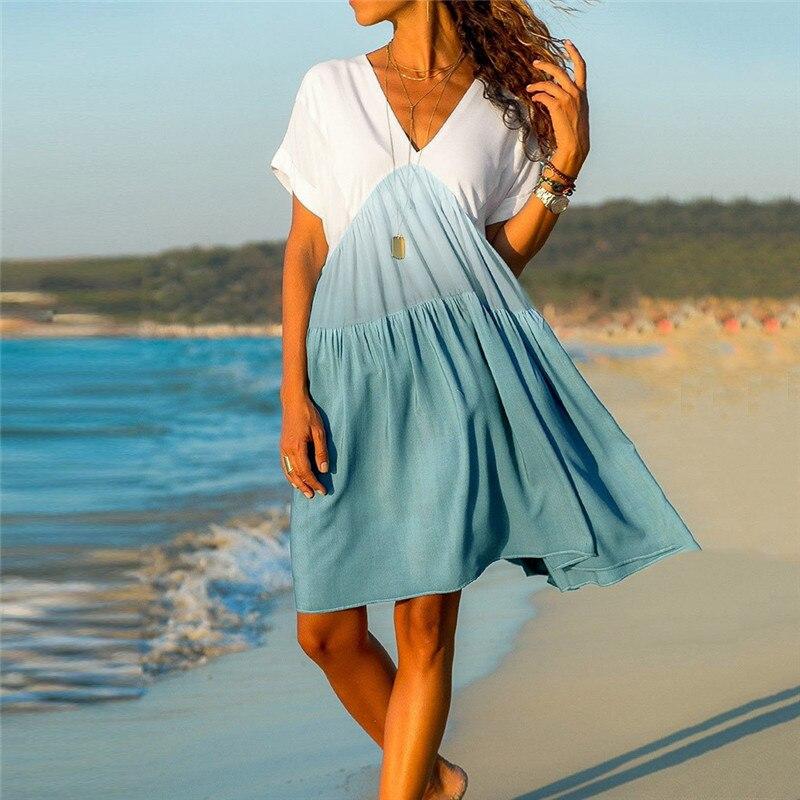 бразилии модные пляжные платья фото курточке или