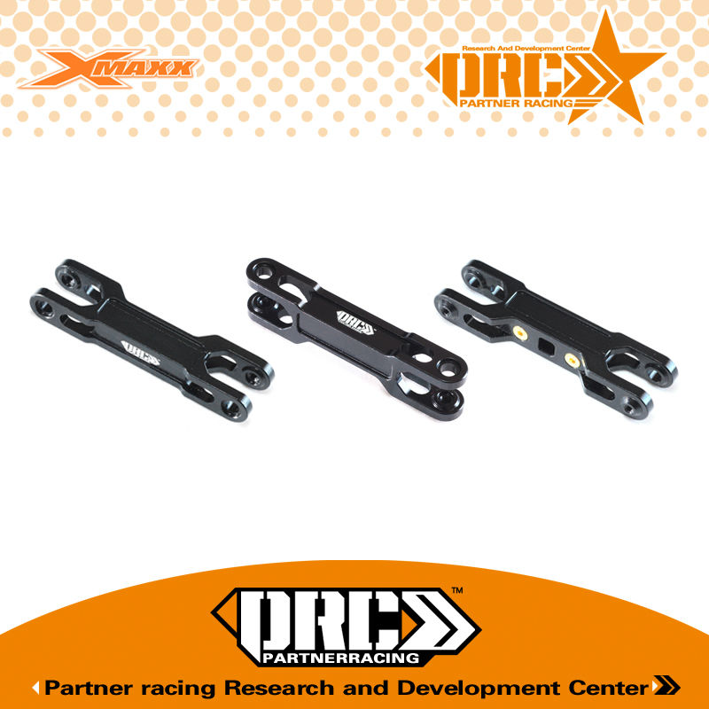 PRC Racing Metal the steering linkage for TRAXXAS X-MAXX prc environmental mgmt s hazardous waste reducation in the metal finishing industry