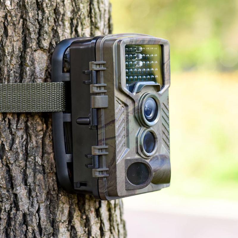 1080 P 2MP IR Vision nocturne faune chasse caméra Trail sécurité Wildcamera