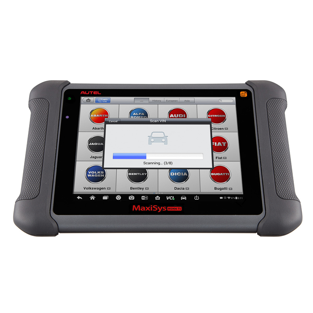 2018 Newest Autel Maxisys 906 BT With Full System ECU Coding / Records and  playbacks live data Auto Diagnostic Tools -in Engine Analyzer from  Automobiles ...
