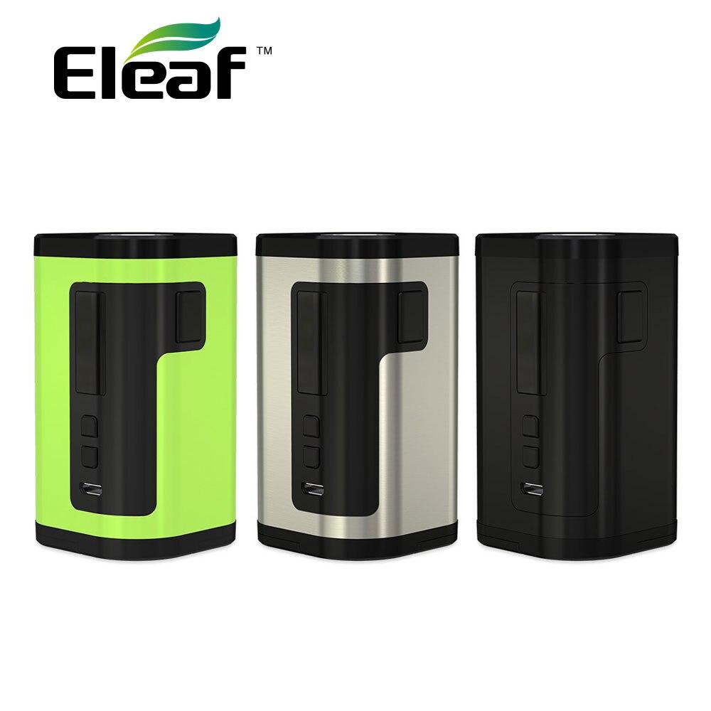 Original Eleaf IStick Tria TC Box MOD sortie 300 W mise à niveau Firmware et affichage de 0.91 pouces Cigarette électronique Istick Mod Vape
