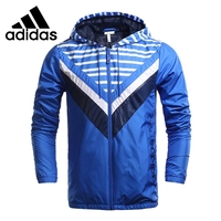 Original New Arrival 2016 Adidas NEO Label Men S Jacket Hooded Sportswear Free Shipping
