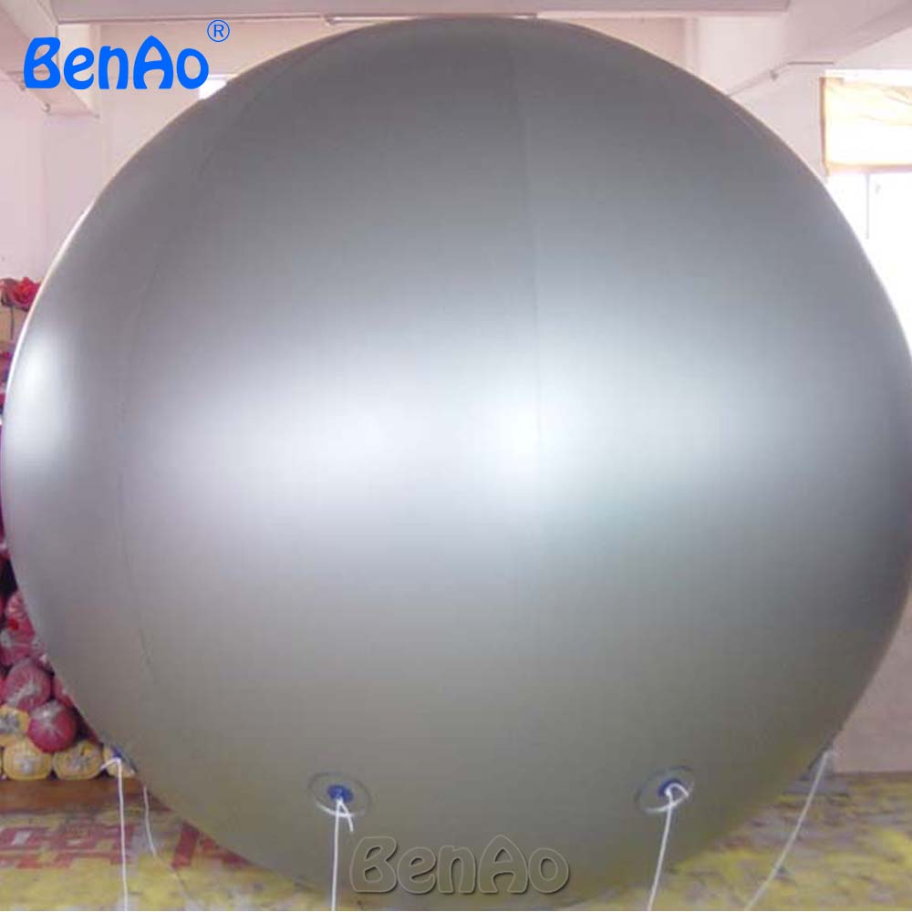 AO058G  2M   Helium Balloon Ball PVC  helium balioon / inflatable sphere/sky balloon for sale inflatable helium balloon