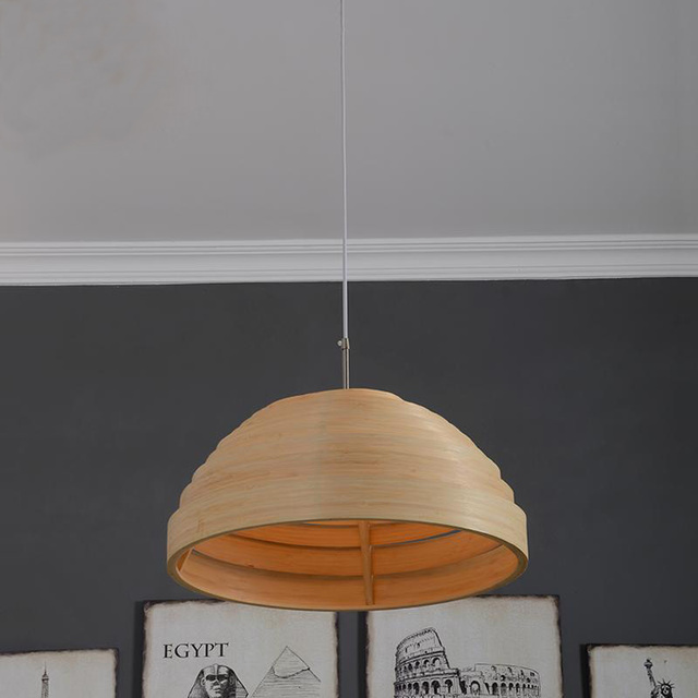 US $155.19 |Fabrik direkt pastoralen stil bambus pendelleuchte schlafzimmer  wohnzimmer esszimmer bambus kronleuchter licht in Fabrik direkt pastoralen  ...