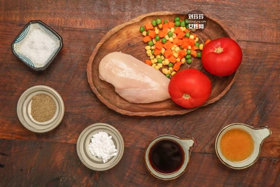 鸡胸肉的家常做法大全 好吃又不发胖6