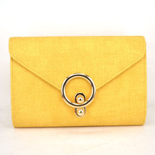 Very Lux Yellow Handbag For Ladies Valentine's Day Gift
