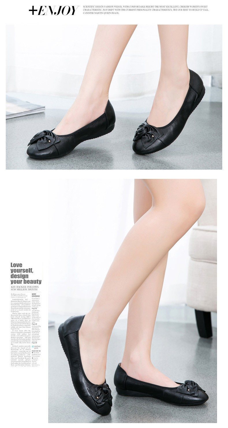 Spring Autumn Genuine Leather Shoes HTB1KY