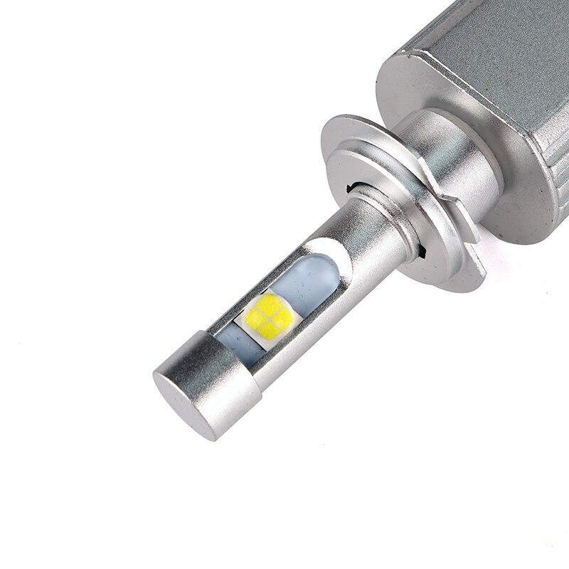 SCANDIAG 9006 HB4 Levou Lâmpadas Dos Faróis, 8000LM 80 w Faróis Conversão Substituição Kit 6000 k White 2pcs - 3