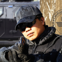 מכירה חמה חיצוני cs הסתרת camo הסוואה צבאי ציד bionic עלה נסיעות טקטית מהירה יבש כובע אלסטי cap ג 'ונגל חבויה