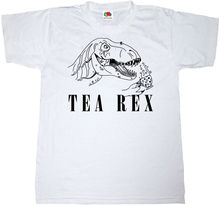 2018 Fashion Summer Style TEA REX MEME T-SHIRT 100% COTTON PHILOSORAPTOR FUNNY COMEDY VIRAL NET T SHIRT Tee Shirt  Free shipping все цены