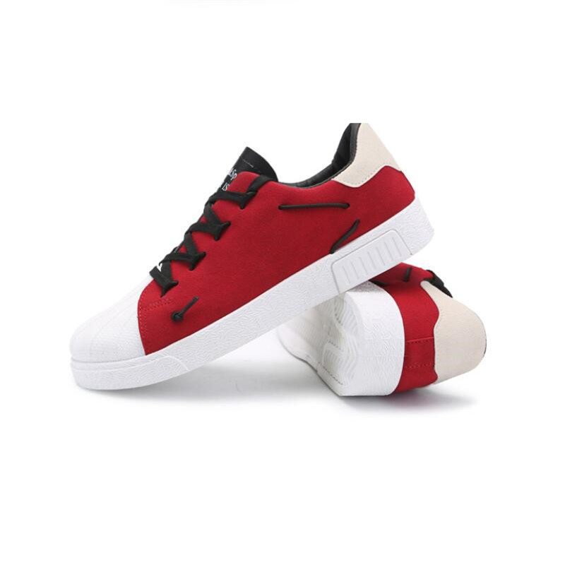 Mens Trainers Fashion Sneakers Male Casual Breathable Flat shoes Men Casual Shoes Zapatillas Hombre Men 39 s Casual Lace up Shoes in Men 39 s Casual Shoes from Shoes