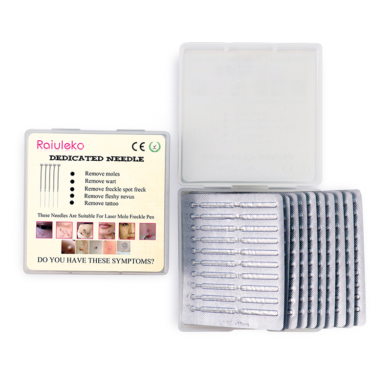 Fines aiguilles Micro déplacement de taupe stylo aiguille Pour balayage place taupe rousseur plasma point machine équipement de beauté