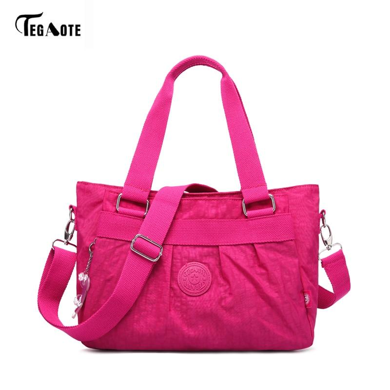TEGAOTE Vintage Women Shoulder Bag Female Causal Totes for Daily Shopping All-Purpose Dames Handbag Designers Top-handle Bags