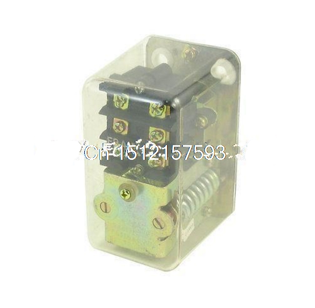 где купить Air Compressor Adjustable Pressure Switch Valve 380V 20A 135-175PSI 1-Port дешево