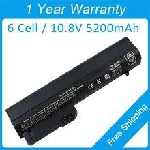 6 Cell Аккумулятор для ноутбука HP EliteBook 2530 P 2540 P 2533 т Мобильный тонкий клиент hstnn-xb23 404887- 241 411127-001 hstnn-q15c