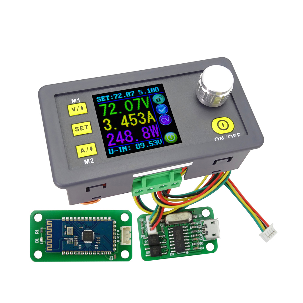 RD DPS8005 LCD Digital Programmable Constant Voltage Current Step down Power Supply Module Buck Converter DC