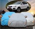 Buena calidad + envío gratis! encargo cubiertas de autos especiales para KIA Sorento 7 asientos 2015 coche a prueba de agua para Sorento 2014-2013