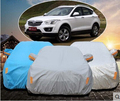 Good quality+Free shipping! Custom special car covers for KIA Sorento 7seats 2015 waterproof car cover for Sorento 2014-2013