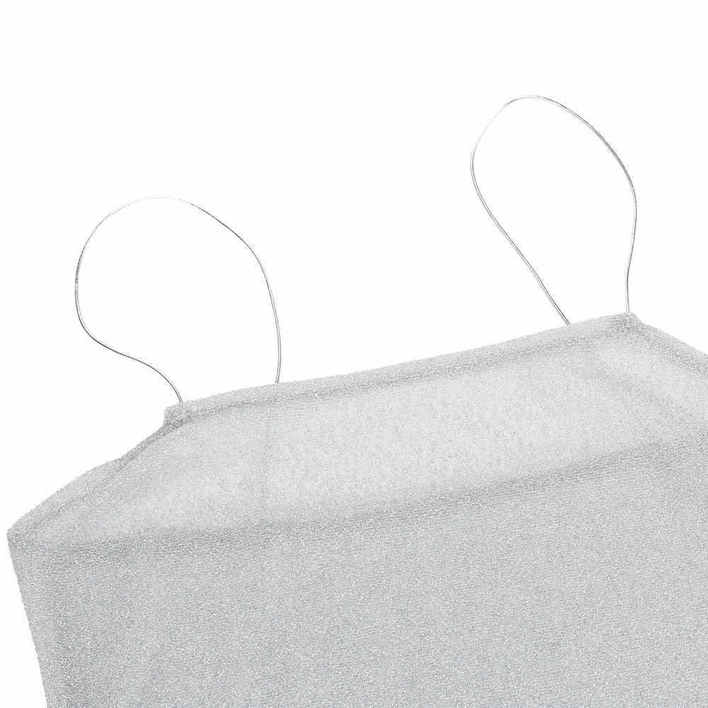 Женское сексуальное мини-платье без рукавов, летнее тонкое эластичное пляжное платье на бретельках, вечерние женские платья, размеры s-xl