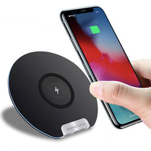 DCAE 10W QC 3.0 Qi Wireless Charger Adapter For iPhone 11 XS XR X 8 Samsung S10 S9 S8 Xiaomi Mi 9 Huawei USB Fast Charging Pad