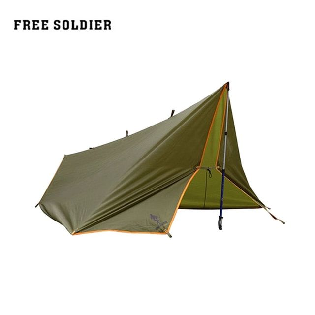 FREE SOLDIER C&ing Tent Outdoor Sun Shelter 4 seasons Waterproof UV protection tent for family c&ing  sc 1 st  AliExpress.com & FREE SOLDIER Camping Tent Outdoor Sun Shelter 4 seasons Waterproof ...