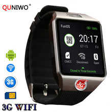 2018 Smart Watches Android Smart watch Men Heart Rate Monitor Watch Phone Smartwatch Women Android  3G WIFI GPS with 2MP Camera